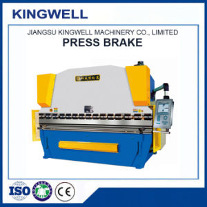 Hot Sale Hydraulic Metal Plate Press Brake with Best Price (WC67Y-160TX3200) pictures & photos