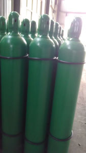Seamless Steel Hydrogen Gas Cylinder (WMA-219-44) pictures & photos