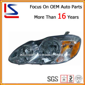 Auto Spare Parts Head Lamp for Toyota Corolla ′03 (LS-TL-080-1) pictures & photos