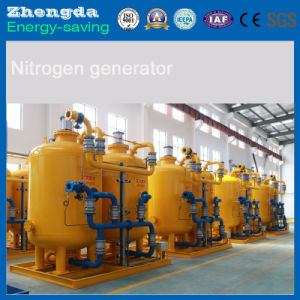 New Design Carbon Molecular Sieve Psa Nitrogen Generation Plant for Grain Filling