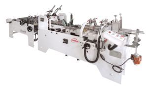 High Speed Full Automatic Folder Gluer Machine Special for Small Box (ZH-280)