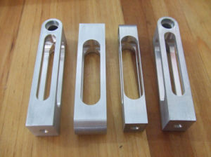 CNC Machining Aluminum Parts for Test Instrument