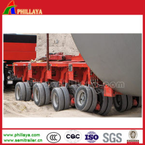 Hydraulic Trailer for Heavy Machine Transportation pictures & photos