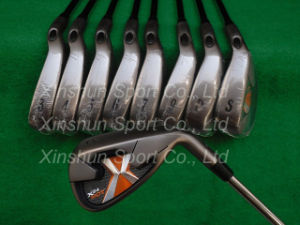 Golf Product, X-24 Hot Golf Irons