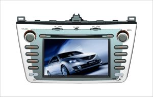 7′′ Car DVD Player for Mazda 6 (HS7011)