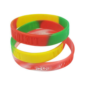 Best Price Customized Silicone Bracelet for Promotional pictures & photos