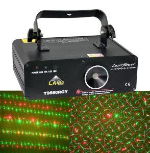 Laser DJ Light With Fireworks Effect - T9660rgy