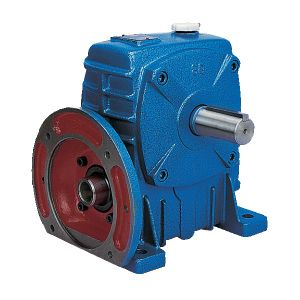 Reducer Single Worm Speed Reducer Gearbox
