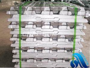 Pure Aluminium Ingots 99.6%-99.9%