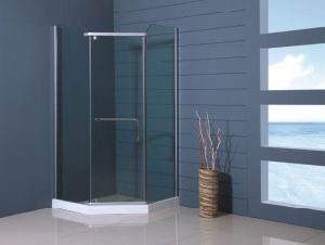 8mm Tempered Glass Shower Box S-9805 pictures & photos