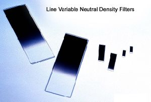 Linear Variable ND Filters (LVND)