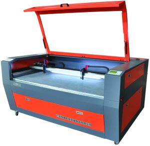 Double Head Laser Cutting Machine (TM-L1690 80W)