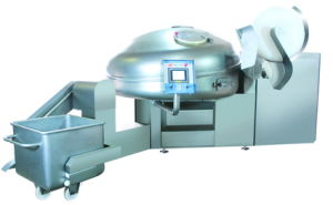 Industrial Vacuum Bowl Cutter for Meat Processing Zkzb-125 pictures & photos