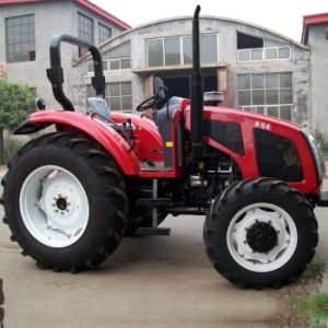 4X4 Farm Tractor Hh854 with Good Engine 85HP Tractor 4WD Farming Tractor pictures & photos