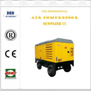 Diesel Oil Portable Air Compressor