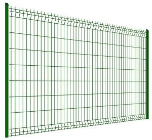 PVC Coated Welded Wire Mesh Fence Panels (XMA004) pictures & photos