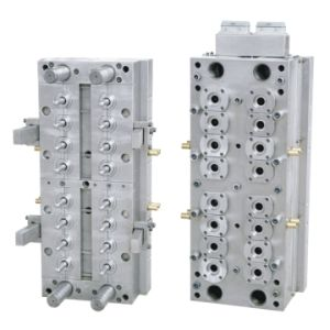 Pet Bottle Preform Mould with Hot Runner (16 Cavities) pictures & photos
