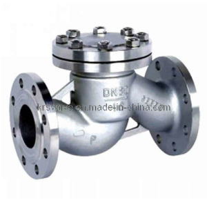 Flange Lift Check Valve (H41H/Y) pictures & photos