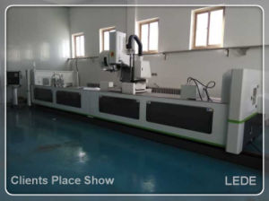 3 Axis Milling CNC Center Machine for Aluminum Profile pictures & photos