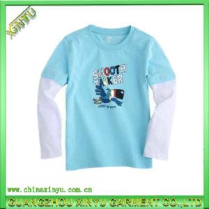 2016 Wholesale Light up Plain Cotton Kids T Shirts pictures & photos