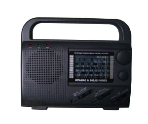 2015 Hot Selling Best Price Solar Dynamo Radio (HT-777) pictures & photos