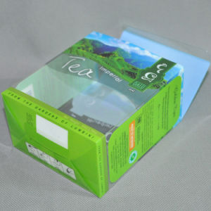 Printed Plastic Transparent PET Boxes pictures & photos