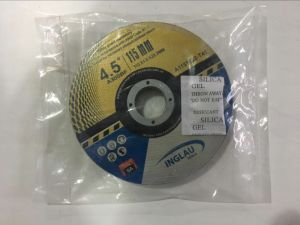 Depressed Center Cutting Disc for Metal 180*3*22.2mm pictures & photos