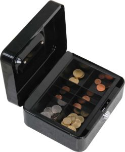 Portable Cash Box for Collecting Money (C-250M8) pictures & photos