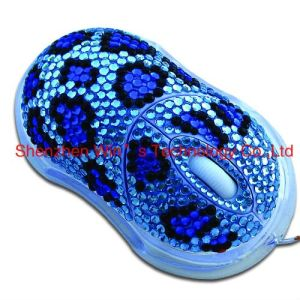 Crystal Mouse, Jewelled Mouse (VMO-22)