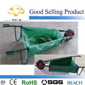 Folding Wheelbarrow, Folding Wheel Barrow, Foldable Wheelbarrow, Folden Wheel Barrow