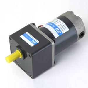 ZD 90mm 40W Small Electric DC Gear Motor pictures & photos