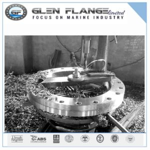 Stainless/ Carbon Steel Pn10/Pn16 Valve Flanges