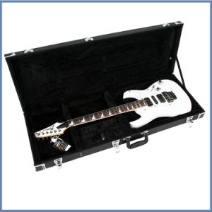 Reinforced Wooden Guitar Flight Case Hard pictures & photos