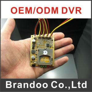 Home CCTV DVR Main Module/Main Board, Support 64GB SD pictures & photos