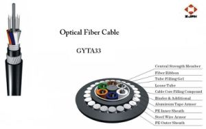 Optical Fiber Cable (GYTA33)