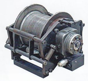 1.5 Ton Hydraulic Lifting Winch (YT15) pictures & photos
