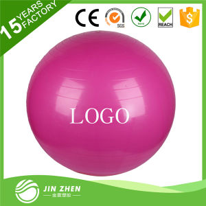 Anti-Burst Yoga Swiss Ball for Training and Pilates pictures & photos