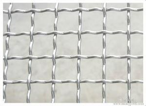 Superior Quality Crimped Wire Mesh pictures & photos