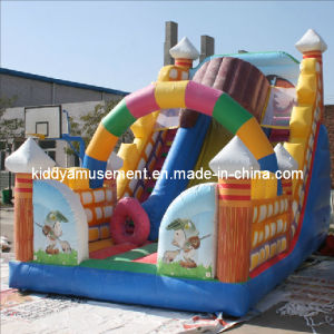 Kids Fun Inflatable Slide for Outdoor