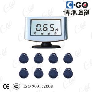 LCD Parking Sensor With Speaker (CG-P5187B-E)