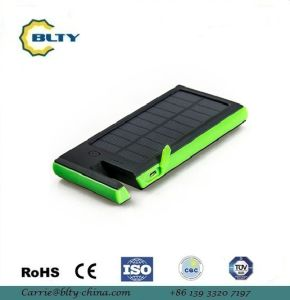 10000mAh portable Solar Power Bank Solar Charger pictures & photos