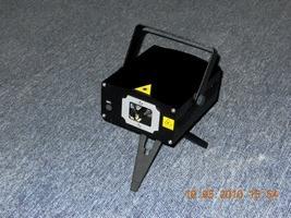 Three Color Laser Light (50mw)