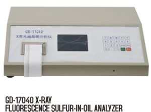 X-ray Fluorescence Sulphur Analyzer for Petroleum Products pictures & photos
