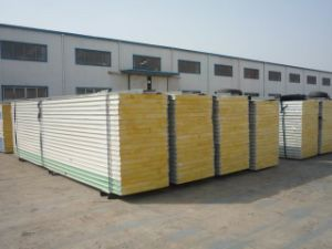 Sandwich Panel/Quick Installation Composite Board (XGZ-60) pictures & photos