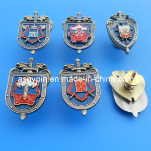 Russia Military 3D Metal Badges pictures & photos