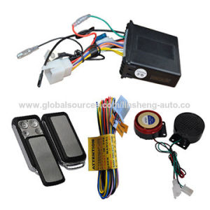 Motorcycle Alarms with Engine Remote Start and Stop pictures & photos