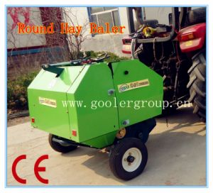 Mini Round Hay Baler, CE Approval (YK-0850, YK-0870) pictures & photos