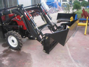 Front End Loader with Bucket & 4 in 1 Bucket pictures & photos