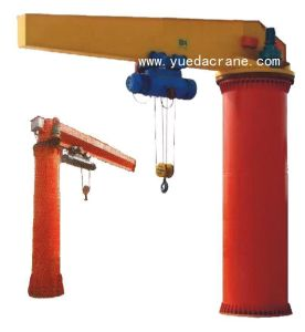 Column Model Jib Crane/ Electric Hoist Pillar Crane