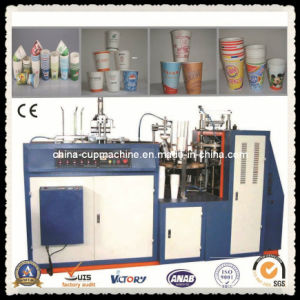 Best Selling Double Sides PE Paper Cup Making Machine